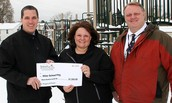 Miller Playground Project Receives $1500