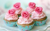 Roses r red, violets r blue, cupcakes r sweet but so r you!!