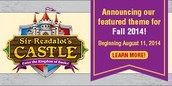 Scholastic Book Fair September 29 through October 3, 2014