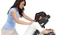 Back massages