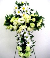 Beautiful flower arrangements complimentary