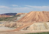 Phosphate Mining Site