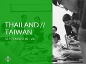 Thailand // Taiwan