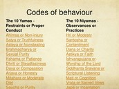 Hinduism Code of conduct