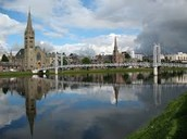 This is Inverness, Scotland