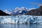 Margerie Glacier and its good/bad things