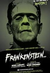 Frankenstein- Mary Shelley (1818)