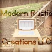 Custom Cooler stand