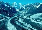 Erosión glacial