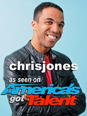Hypnotist Chris Jones