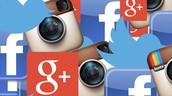2. Use Popular Social Media Sites.