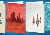 Simple greeting cards