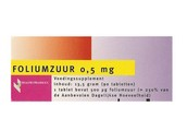 foliumzuur helpt