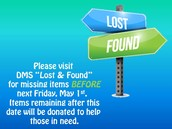 Lost and Found: