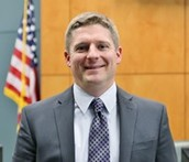 Andrew Frye named Principal for Clear Creek Elementary School