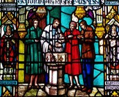 What is the relevant historical background on baptism?