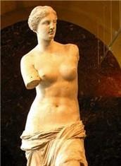 Venus: Greek Mythology