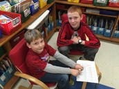 Our Mentor buddy program in action