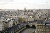 Live abroad in France for one year