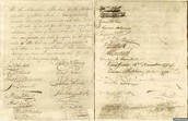 The buttonwood agreement