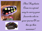Keychain 'On-The-Go' Case