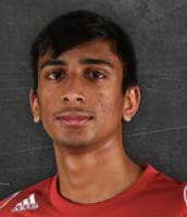Zubair Muqueet  – JV2 Junior, midfielder