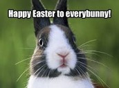Have a great weekend & Happy EAsTEr!