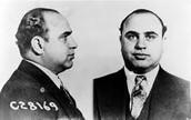 Capone's mug shot