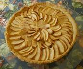 Une Tarte Aux Pommes-Apple Pie