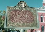 A short Description of the March