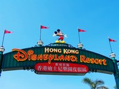 Disney Land - Hongkong