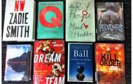 New Books Sneak Peak
