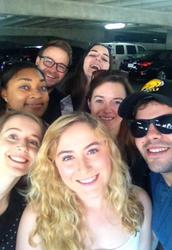Farewell International Exchange Students