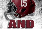 Alabama Season Tickets for all 7 home games