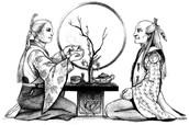 samurai tea ceremony
