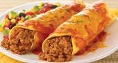 Carne de res enchiladas dos cientos tres y cinco (235.00)
