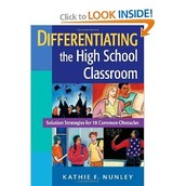 Differentiating in the High School Classroom