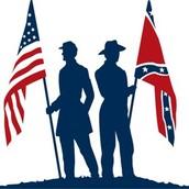 Union vs Confederacy