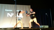 Academic Showcase: Self-Defense