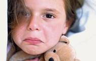 Bedwetting children are alone.