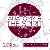 FHE Tonight: Anatomy and the Spirit