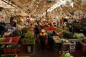 El Mercado al Aire Libre