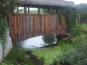 9.  Plainfield Covered Bridge
