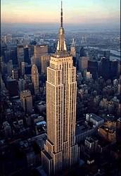 Tallest sky scraper in NYC