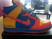 Colombian Nike's