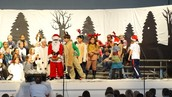 Eugene Field Third Grade Christmas Program