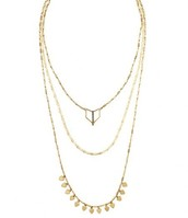 Terra Layering Necklace, £65