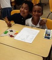 Mrs. Pugh and Mrs. Cantu's Students