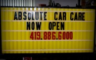 Absolute Car Care is Now Open