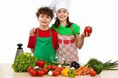 Provide better Eating habits at home